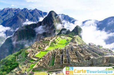 Carte touristique d'Aguascalientes